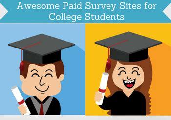 Pay Me For Surveys - paid surveys for college students featured paidfromsurveys com