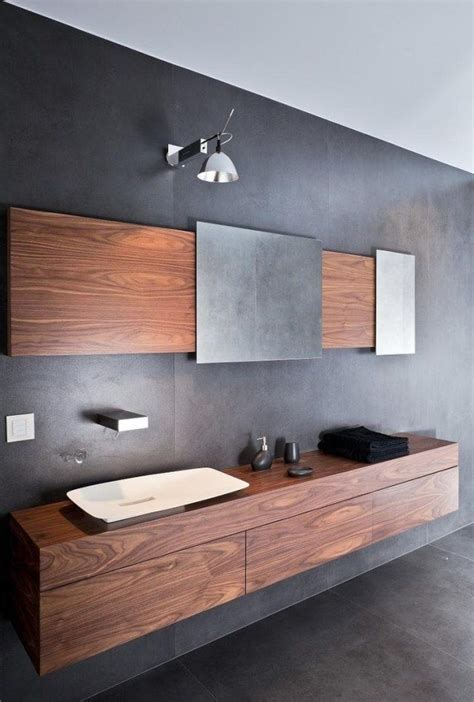 bathroom cabinets modern best 25 contemporary bathrooms ideas on