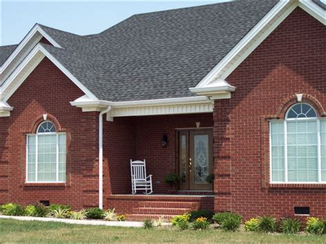 best roof color for brick house houses with brick brick house with roof brick