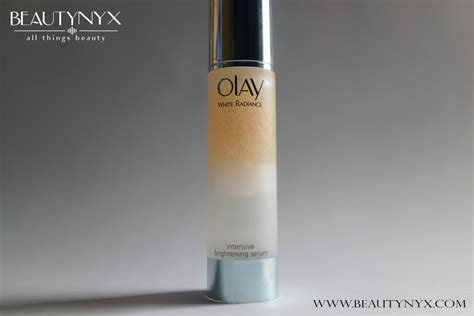 Olay White Radiance Cellucent Serum olay white radiance intensive brightening serum review