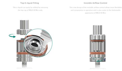Eleaf Istick Pico Rdta Atomizer Spare Parts eleaf istick pico kit 32usd in vapesourcing vapesourcing