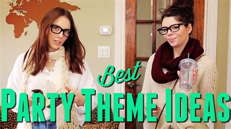 party themes for adults dress up actually cool party theme ideas youtube
