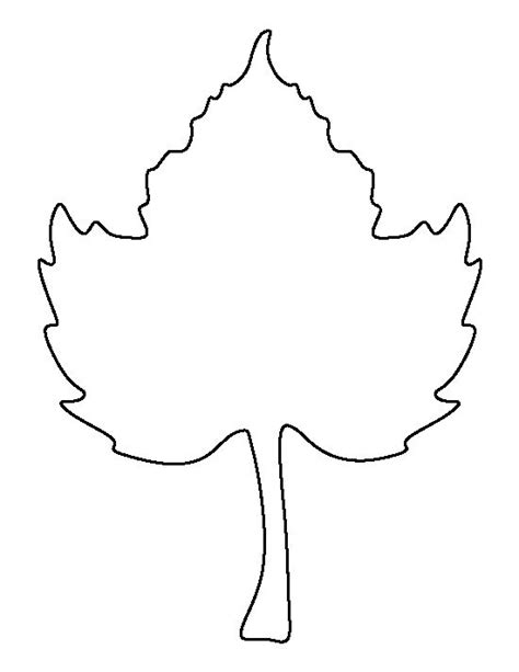 pumpkin leaf template 25 best ideas about leaf template on leaves