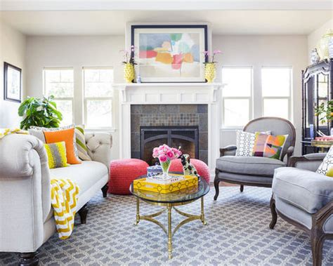 neutral living room with pops of color neutral living room with pops of color ideas pictures