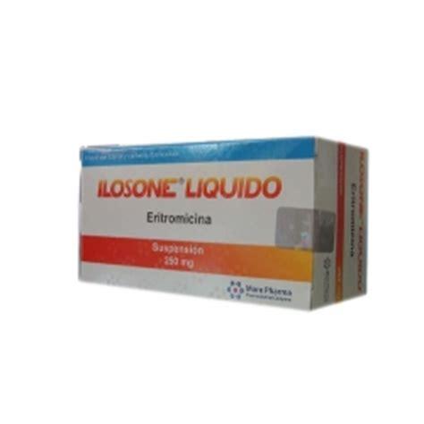 Obat Erythromycin ilosone liquido eritromicina suspension 250 mg dosis