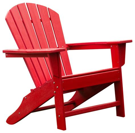 Heavy Duty Resin Patio Chairs Shop Houzz Fastfurnishings Outdoor Patio Seating Garden Adirondack Chair Heavy Duty Resin