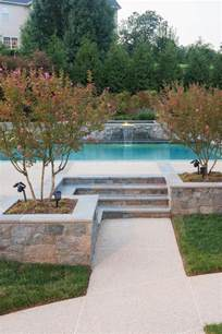 Cheap Backyard Pools Sumptuous Above Ground Pool Ladder Innovative Designs For Patio Mediterranean