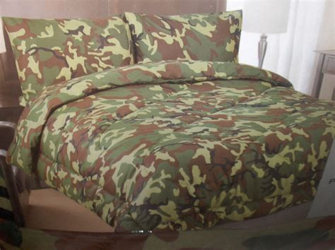 military bedding camo military pattern 1 piece king size comforter 6