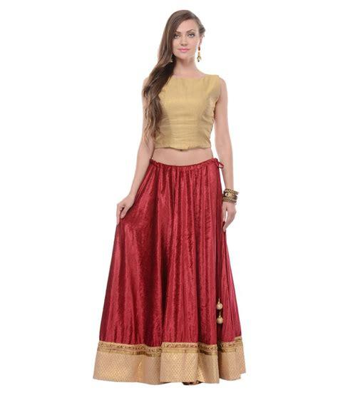 Buy 1 Skirt Get 1 Velvet Wide Skirt buy maroon velvet maxi skirt at best prices in india snapdeal