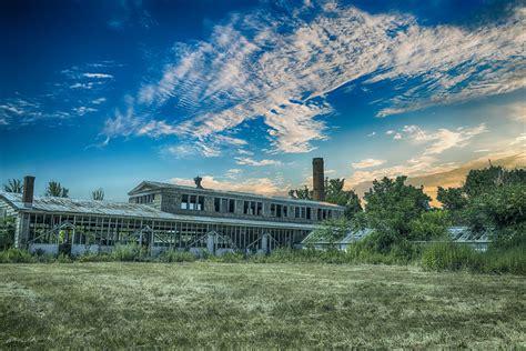 derelict building landscape  photo  pixabay