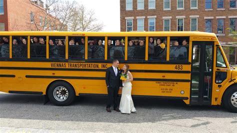 Weddingwire Transportation by Viennas Transportation Inc Transportation Baltimore