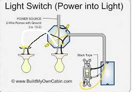 simple wiring diagram  recessed lighting
