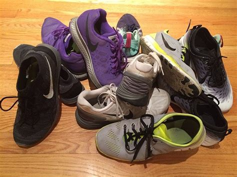 replace running shoes when should you replace your running shoes a sweat