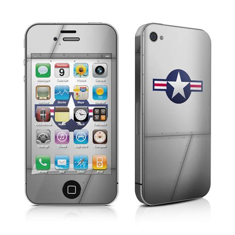 Skin Your Iphone With Decalgirl by Iphone 4 Skin Wing By Us Air Decalgirl