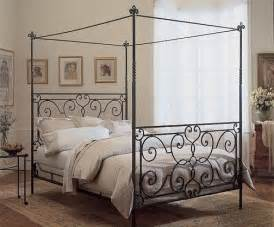Iron Bed Frames Canopy Charles P Rogers Florentine Canopy Bed Country