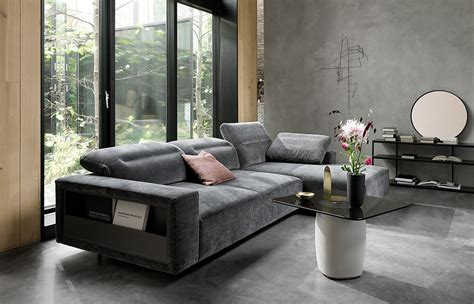 Bo Concept by Boconcept Hton Sofa Indesignlive Collection