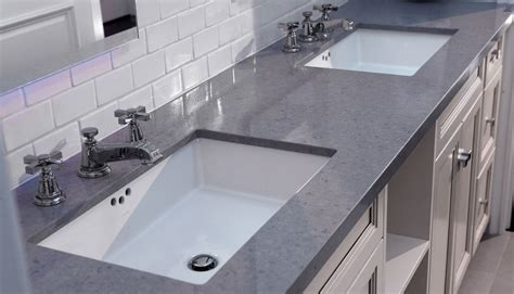 Fossil Countertops by Fossil Gray Granite Countertops Seattle