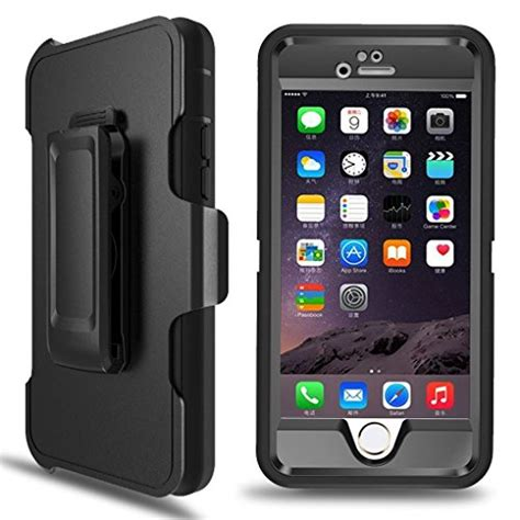 mblai iphone 6 iphone 6s defender 4 layers rugged import it all