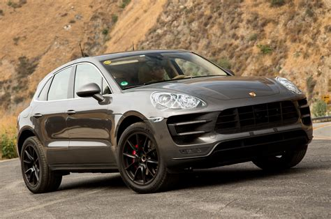 2015 Porsche Macan Front View 02 Photo 56
