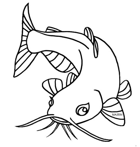 missouri fish coloring pages united states clip art by phillip martin tennessee state