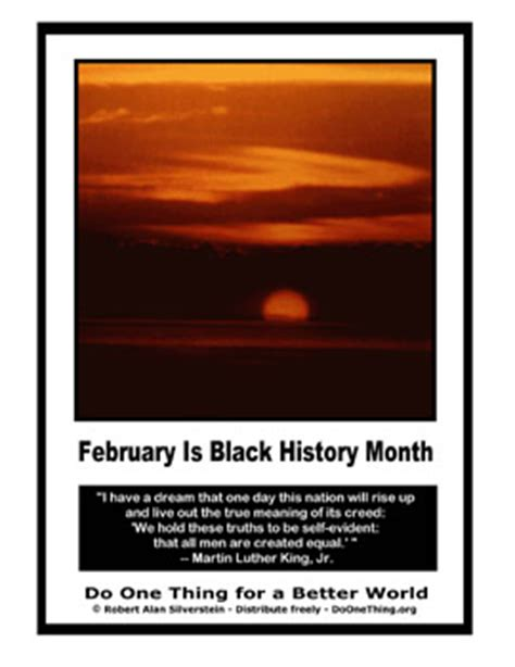 printable black history poster pics for gt black history month posters printable