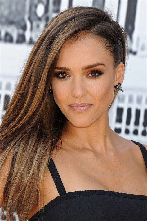 Get Look Alba Gustto by 25 Best Ideas About Alba Hairstyles On
