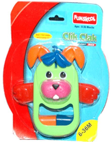 Playskool N Crawl Duck buy funskool toys click clack bunny duck from mall