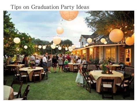 graduation backyard ideas backyard graduation decorating ideas 28 images 8 of