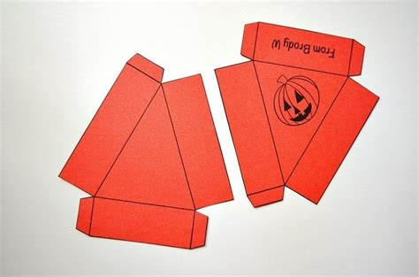Make Boxes Out Of Paper - treat boxes 183 how to make a paper box 183 on