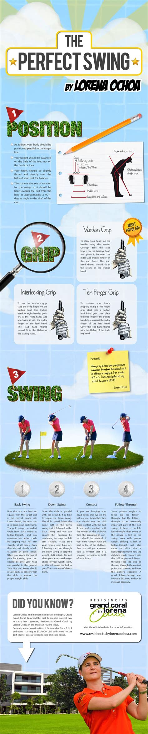 golf swing guide master your golf swing with this step by step guide