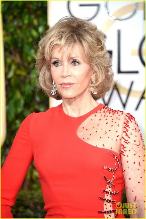 jane fonda gossip latest news photos and video 77 year old jane fonda serving at the gg red carpet