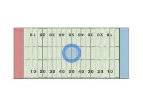 football field templates football field template for sketch sketch freebie