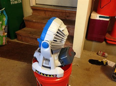 Emerson Size L Artic Mist arctic cove misting fan tools in power tools and gear