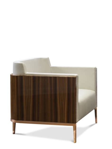 Christian Liaigre Armchair by Hunt Furniture Lovely Witsolut