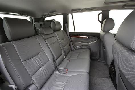 interior toyota land cruiser prado 5 door j120w 2007 09