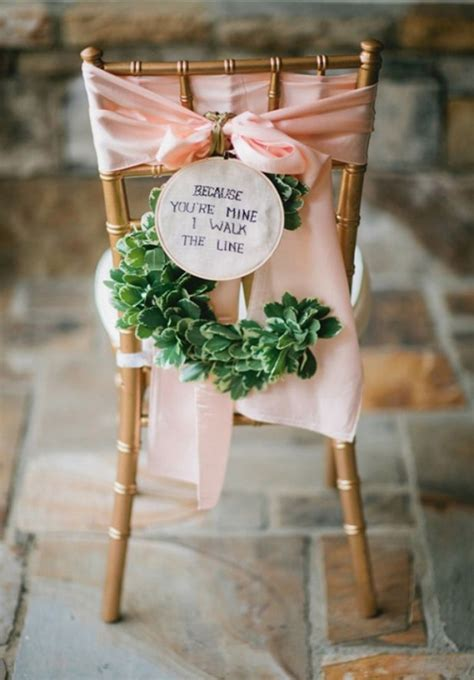 diy wedding chair ideas diy wedding chair signs decoration ideas
