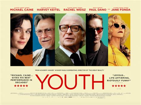 Film Youth | paolo sorrentino s youth gets a brand new uk poster