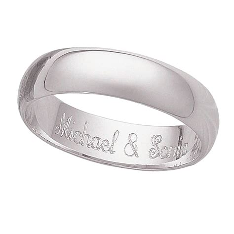 Engraved Wedding Rings by Wedding Rings Places That Engrave Jewelry Engraving