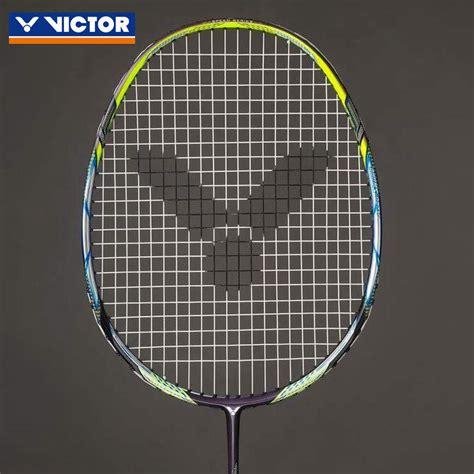 Raket Jetspeed 10 victor badmitnon racket 2016 july victor jetspeed s 12 professional badmitnon racket js 12