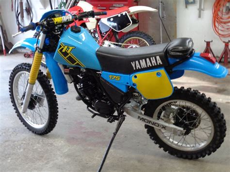 vintage yamaha motocross bikes 83 yamaha it175 vintage dirt bike dirt biking vintage