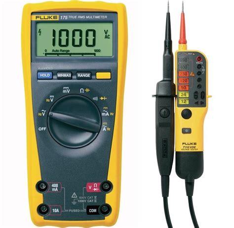 Multimeter Fluke Top Quality Fluke Measuring Devices For Great Prices Fluke Sos Electronic