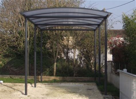 terrasse 8x4m abri cing car carport pour v 233 hicule de loisirs