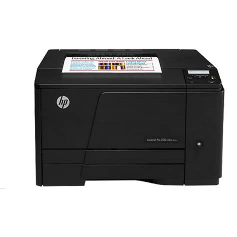 hp laserjet pro 200 color hp laserjet pro 200 color printer m251n