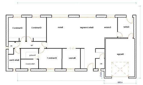 plan de maison 120m2 4 chambres plan de maison 120m2 4 chambres bricolage maison