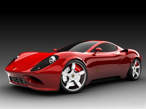 future ferrari automotive auto concept car picture wallpaper 2012