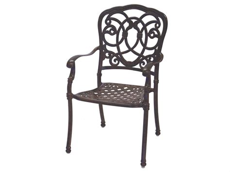 Darlee Outdoor Living Florence Replacement Dining Chair