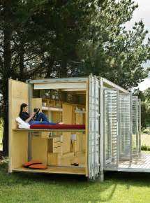 Mobile Home Storage Mobile Homes A Transforming Shipping Container House