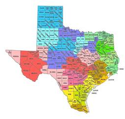 Counties In Tx Map Of Cities Images