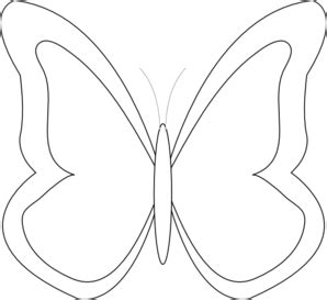 butterfly pattern png butterfly outline clipart clipart panda free clipart