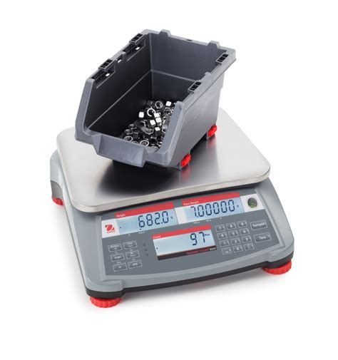 scales scales counting ohaus ranger count 3000 compact digital counting scale 6lb x 0 002lb ohaus ranger count 3000 compact scale rc31p6 6kg x 0 2g ntep